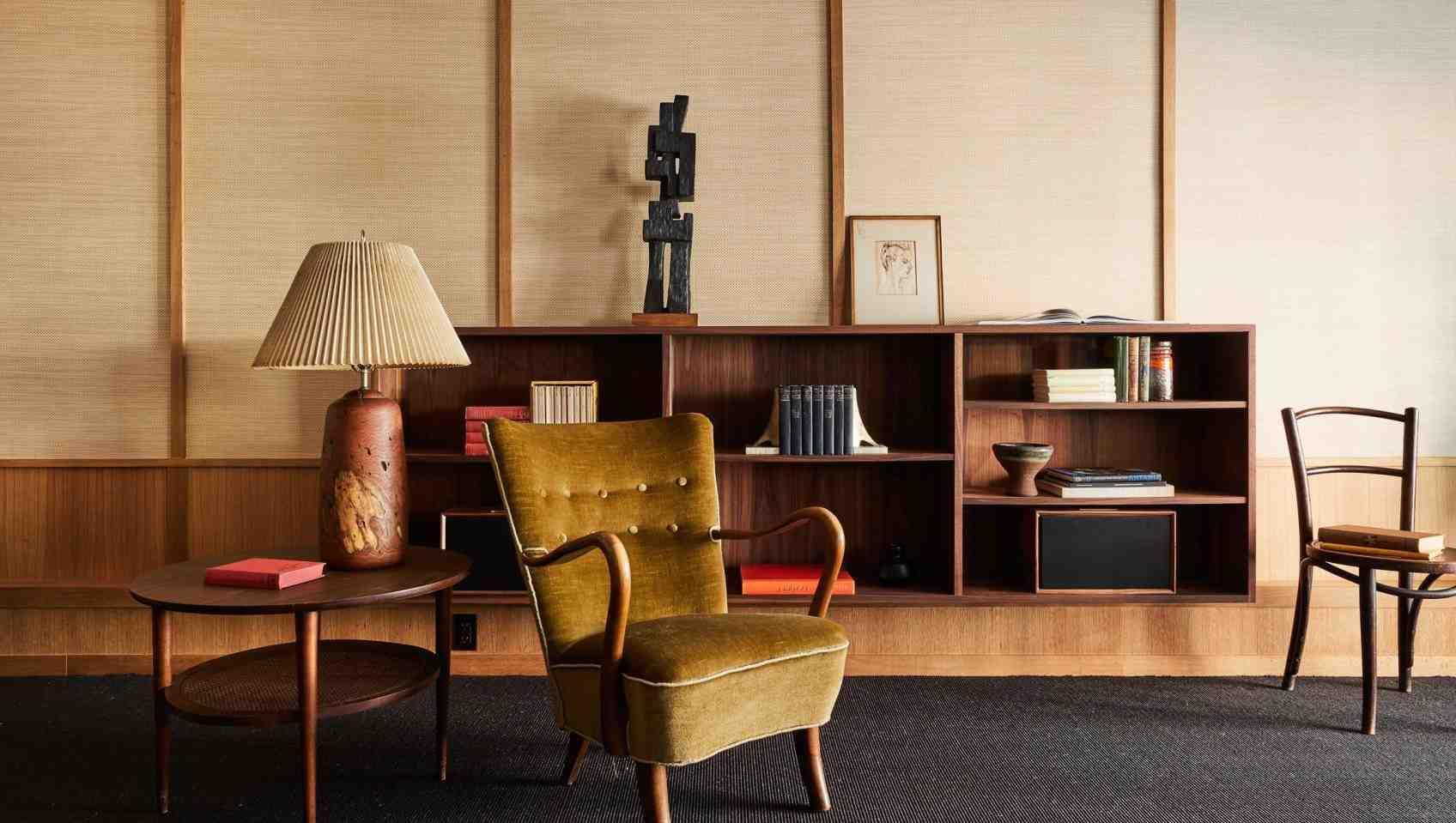 Дизайн интерьера модерн стиль