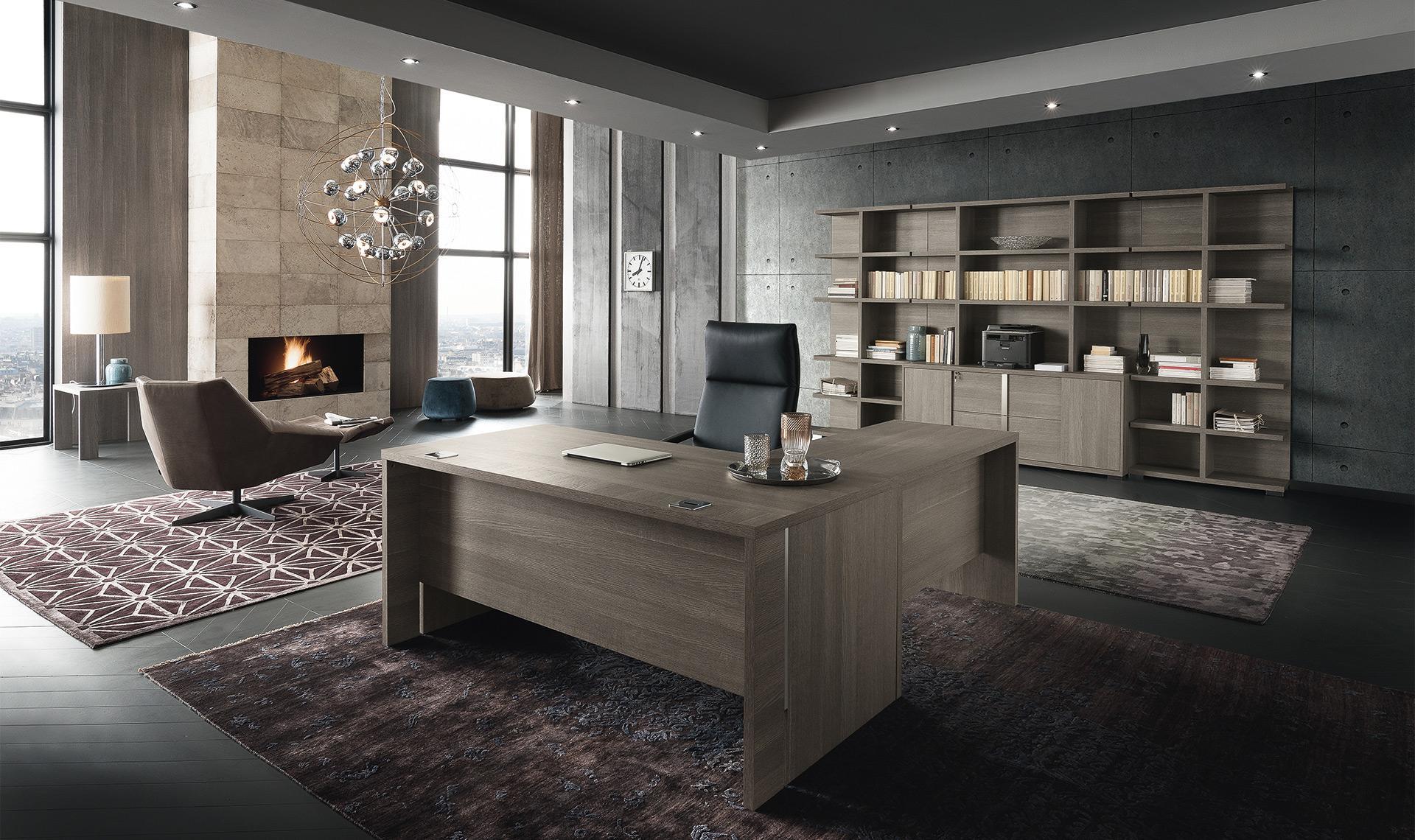 дизайн кабинета дома